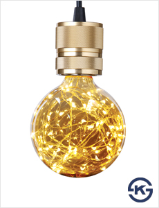 LED 에디슨 은하수 볼램프 3W [일시품절]